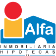 Alfa Inmobiliaria Platino Logo
