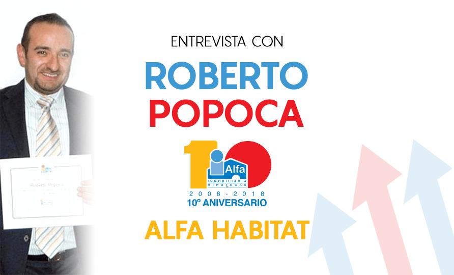 Alfa inmobiliaria, un negocio sólido y solvente: Roberto Popoca