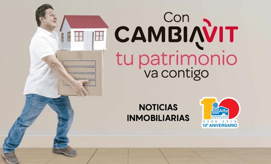 Cambiavit, el nuevo programa para cambiar de casa del Infonavit