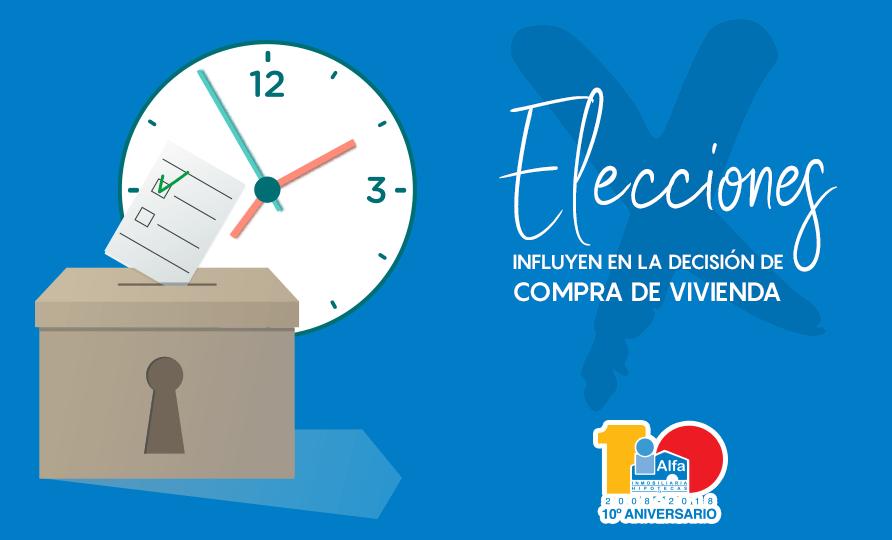Elecciones en México influyen en la decisión de compra de vivienda