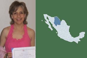 Claudia Delgado - Alfa Territorial